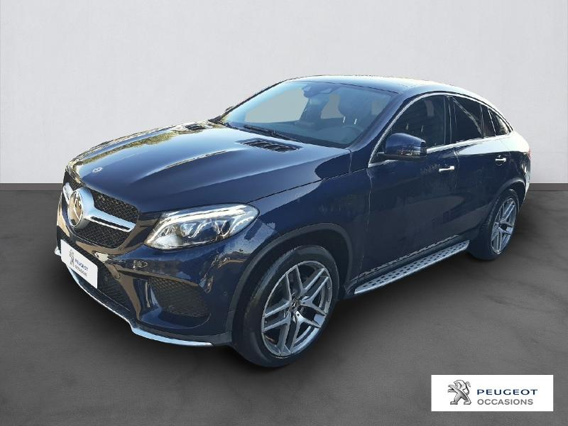 MERCEDES-BENZ GLE Coupe 350 d 258ch Sportline 4Matic 9G-Tronic occasion